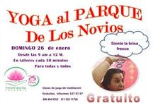 POR FIN #YOGAALPARQUE / Vuelve en el 2014 #yogaalparque