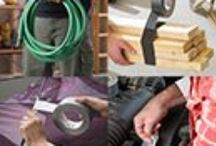 Easy Home Maintenance / Easy DIY home maintenance tips and projects