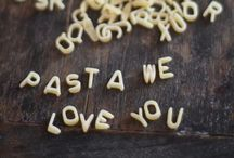 I T A L I A N~F O O D / I love Italian food, especially pasta's!
