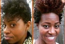 Hair - The  Natural Way / Natural Hair
