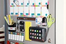 Back-to-School Prep / Everything you need to get ready for back-to-school in an organized fashion!