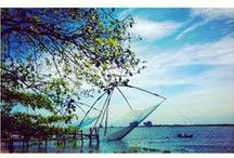 My Home Town - Kochi / I love Kochi....or Cochin!! Check out these interesting places in Kochi!