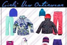 New Youth Arrivals / New boys' and girls' outerwear has arrived at the store. Featuring items from The North Face, Obermeyer, Orage, Spyder and Roxy! Stop by today for the best selection!