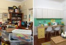 Organization Before and After Photos / Inspirational before and after photos - the power of organization and decluttering!