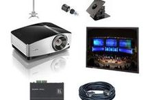 System Packages / Lighting | Video | PA and Wireless Mic Systems