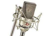 Microphones / Check Out Some of Our Most Popular Mics!
