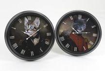 Horloges / Pour ne plus être en retard en beauté ... La collection d'horloge à trouver sur belle-deco.fr