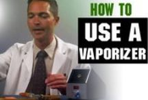 How to use a Vaporizer / Questions? Comments? Concerns? We've got you.