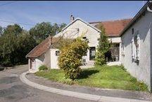 Frankrijk 2014 - Voorzijde huis / http://www.frettes.nl
