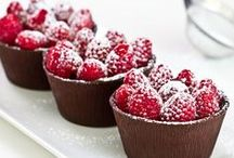 sth sweet = desserts