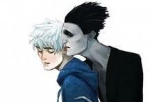 BlackIce / Pitch Black & Jack Frost