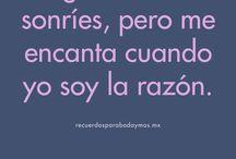 PENSAMIENTOS!!!!! / Varios / by Adriana.....