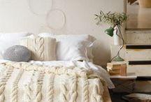couvertures, coussins, plaids et tapis