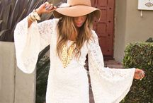 A Cute Outfit I Love / Edgy, boho, minimal - I love a mix
