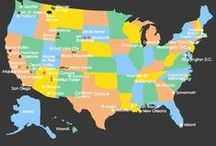 United States of America(USA) By Stefan King / Famous Places  Please follow the theme. Those who pin wrong can be blocked. Try not to pin same kinda pins over here and will be deleted.