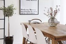 Home: Dining area