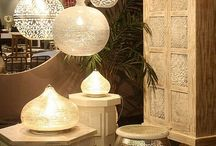 Ethnic decor / From everywhere@