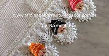 crochet bordures