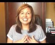 Must Watch Organizing Tips / Watch Professional Organizer, Liana George, live as she offers encouragement and resources that can help you on the organizing journey. It's must watch TV!