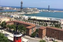 Barcelona Inspira / Nice food and pretty views