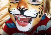 Fancy Faces by Kaz - Facepainting / Collection of my own face painting - find us on facebook