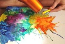 Kids Crafting / Great crafting ideas for kids x