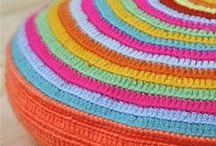 Knitring and crochet