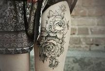 Tattoos / by Rachel Cuellar