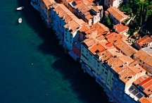 Istria - Croatia / Istria - the heart-shaped peninsula reaching deep into the clear blue waters of the Adriatic Sea is a hidden garden of beauty which opens the door to the sunny and warm Mediterranean. Come and travel through it without hesitation, and the holiday of your dreams will become reality. Multicultural and hospitable, this is an area where wide-ranging diversities have come together to form a happy union.  / by Love Croatia