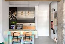Funky happy home / Mix it up/Color is energy!...use it! / by Henriette Spaarenberg