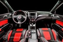 SUBARU WRX STI / Subaru WRX STI by Carlex Design