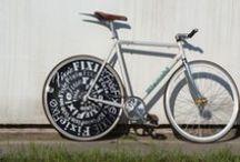 Fixie / My bikes. Fixie, Fixed gear bike