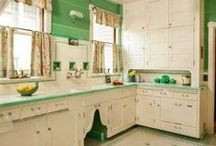 kitchen and laundry room ideas