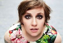 Lena Dunham / 'I don't want to freak you out, but I think I may be the voice of my generation'