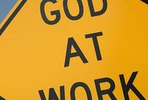 God at work / Words of wisdom