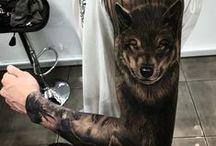 Tattoos / #tattoo #inked