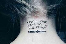 tattoo inspirations / inspirations for my future tattoos