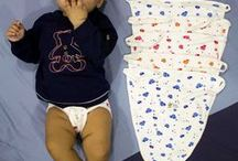 Reusable Baby Nappies and Cloth Diapers / Astounded by Types and Variety of Nappies, wondering which Diaper to Use to keep your Child Neat and Tidy ? Are you unsure about your Tiny Baby's Sanitary Needs? Babies are our little Bundle's of Joy but are Small, Delicate and Unable to Communicate their Needs. So the Onus on a New Mother increases, so much more. Keep your Little One Sound and Happy in a Perfect Nappy Solution.