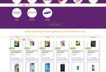 Online Shopping comparison Portal