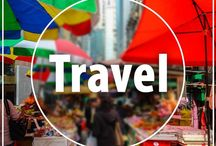 Travel / All things travel. From saving for travels to perfect planning. Top things to do, attraction and city recommendations - a bit of everything travel!