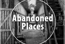 Abandoned places in the world / We love to explore abandoned places around the world.