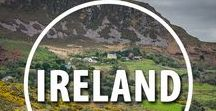 Ireland / The beautiful island of Ireland! This board includes posts and articles all about Ireland; including Northern Ireland, Dublin, Cork, The Guinness Factory and more.
