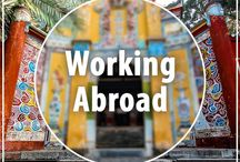 Working Abroad / Working abroad is one of the best ways you can explore a new country, city and even continent. Here are some blogs to inspire, teach, explain and advise you on how to work abroad.