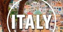 Italy / A board all about Italy! Articles, posts and pictures all about the country, including Rome, Florence, Italy Itineraries, Things to do in Italy, Milan, Venice, Verona, Naples, Tuscany, Vatican City, Italian food, pasta, pizza and more.