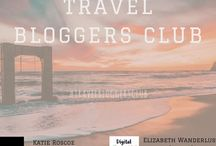 Travel Bloggers Club / This is the official Pinterest boat for the Travel Bloggers Club. You can pin up to one travel related pin every day but must re-pin 5 other pins on the board.