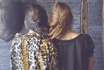 HAIR / by MISHA LULU official