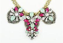 Statement Jewelry by ShamelesslySparkly.com