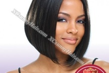 Glueless Lace Front Wigs / Affordable ventilated wig and no glue. Easy and convenient.