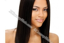 Glueless Full Lace Wigs / No glue and no allergic. Only 3 minutes put on.
