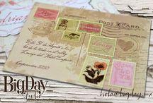 Boda Vintage / Invitaciones e ideas